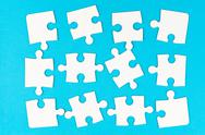 Stock Photo of puzzle