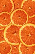 Stock Photo of orange background