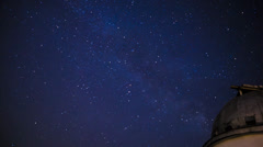 Stock Video Footage of Stars timelapse