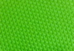 green emboss paper - stock photo