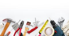 do it yourself tools - stock photo