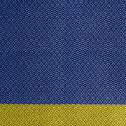 Blue material texture - stock illustration