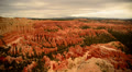 Bryce Canyon Dolly LM07 Bryce Point Sunsest HD Footage