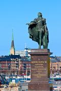 King gustav iii Stock Photos