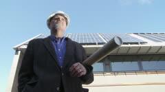 Solar Energy 02A Stock Footage