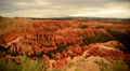 Bryce Canyon Dolly LM20 Bryce Point Sunsest Footage