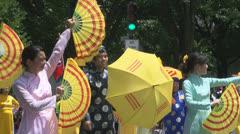 Vietnamese People Stock Footage