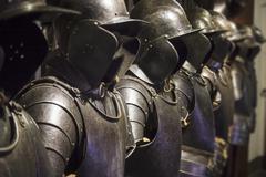Armour - stock photo