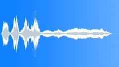 Losing balance cartoon shout Sound Effect