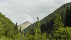 mountains - stock footage