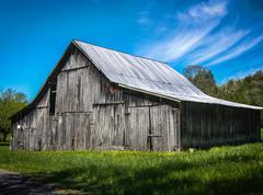 Tennessee Barn Stock Photos
