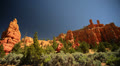 Bryce Canyon Dolly LM37 Red Canyon Hoodoos HD Footage