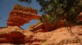 Bryce Canyon Dolly LM46 Red Canyon Arch Rock Footage