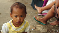 Stock Video Footage of Indigenous Child