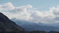 Mountain Timelapse - Wanaka New Zealand Stock Footage