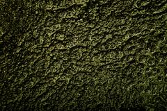 textured background molten metal effect dark style - stock photo