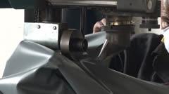 Thermo Bonding PAL - stock footage
