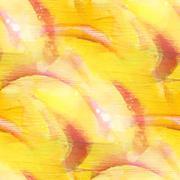 Stock Photo of sun glare art yellow red spot, watercolor design