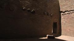 Pueblo Bonito 2, Chaco Culture National Historical Park - stock footage