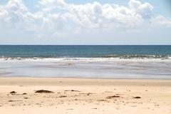 Beach of bahia. Stock Photos
