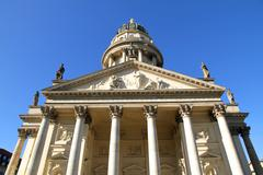 Stock Photo of the deutscher dom in berlin