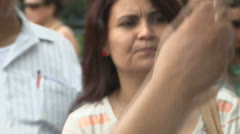 Egyptians – After Morsi Ouster Stock Footage