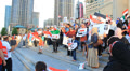 Egypt Protest Mississauga 5 Footage