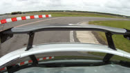 Stock Video Footage of Audi R8 onboard camera 5