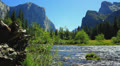 Yosemite LM97 Valley View HD Footage