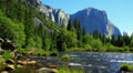 Yosemite LM98 Valley View HD Footage