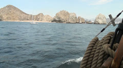 Mexico - Cabo San Lucas - Part 3 Stock Footage