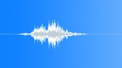 White Noise Sub Action Whoosh Sound Effect