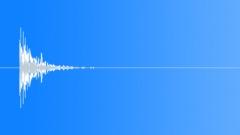 Plastic Impact 12 Sound Effect
