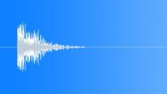 Plastic Impact 17 Sound Effect