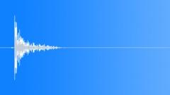 Plastic Impact 15 Sound Effect