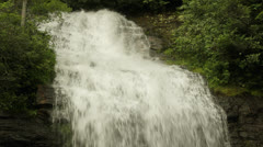 Close up waterfall Stock Footage