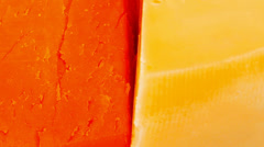 Cheese : french gourmets Stock Footage