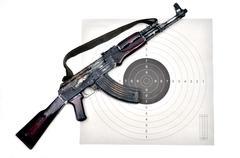 Kalashnikov ak 74 Stock Photos