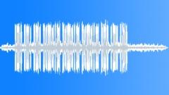 Morse Code SOS Through Radio Snow Sound Effect