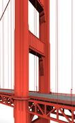 Golden gate bridge 4 Stock Illustration