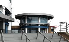 Stock Illustration of könig pilsener arena 1