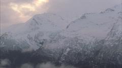 Aerial, Alaska Stock Footage