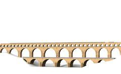 Stock Illustration of pont du gard 1