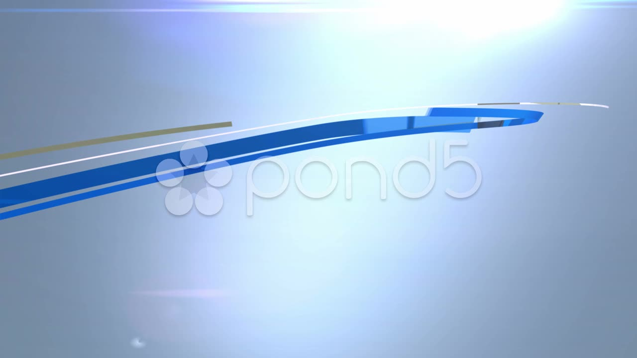 After Effects Project - Pond5 Ribbon Logo Reveal 25456283