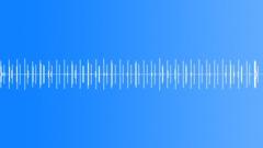 Car Indicators (Renault Trafic) - sound effect