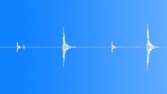 Van Door (Renault Trafic) Sound Effect