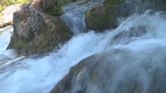 rapids - stock footage