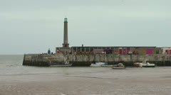 Margate, Kent Stock Footage