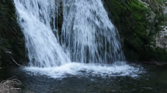 All-Saints-Falls (Allerheiligen-Wasserfälle) Stock Footage