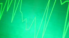 Web Chart Stock Footage